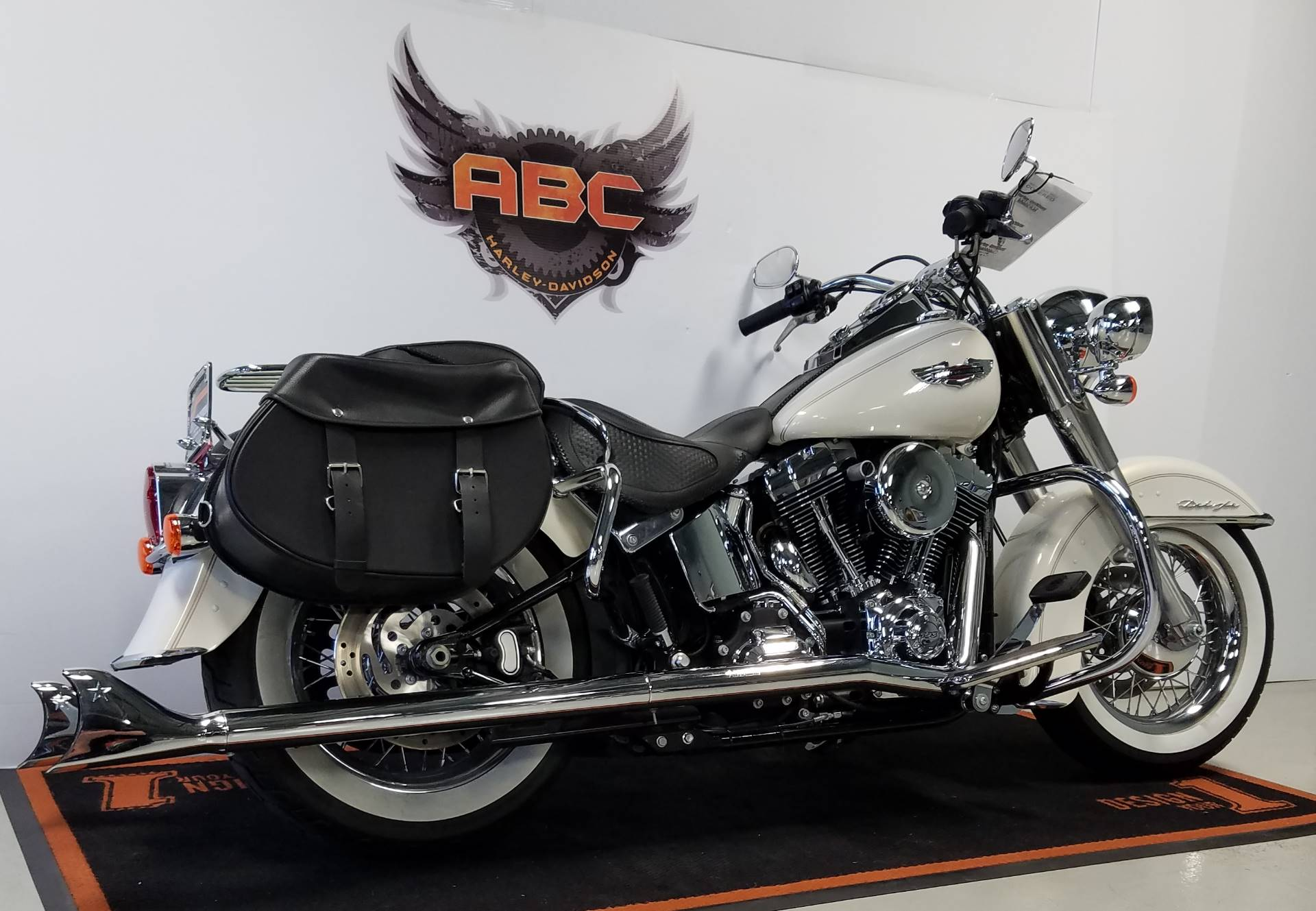 2014 Harley-Davidson Softail® Deluxe in Waterford, Michigan