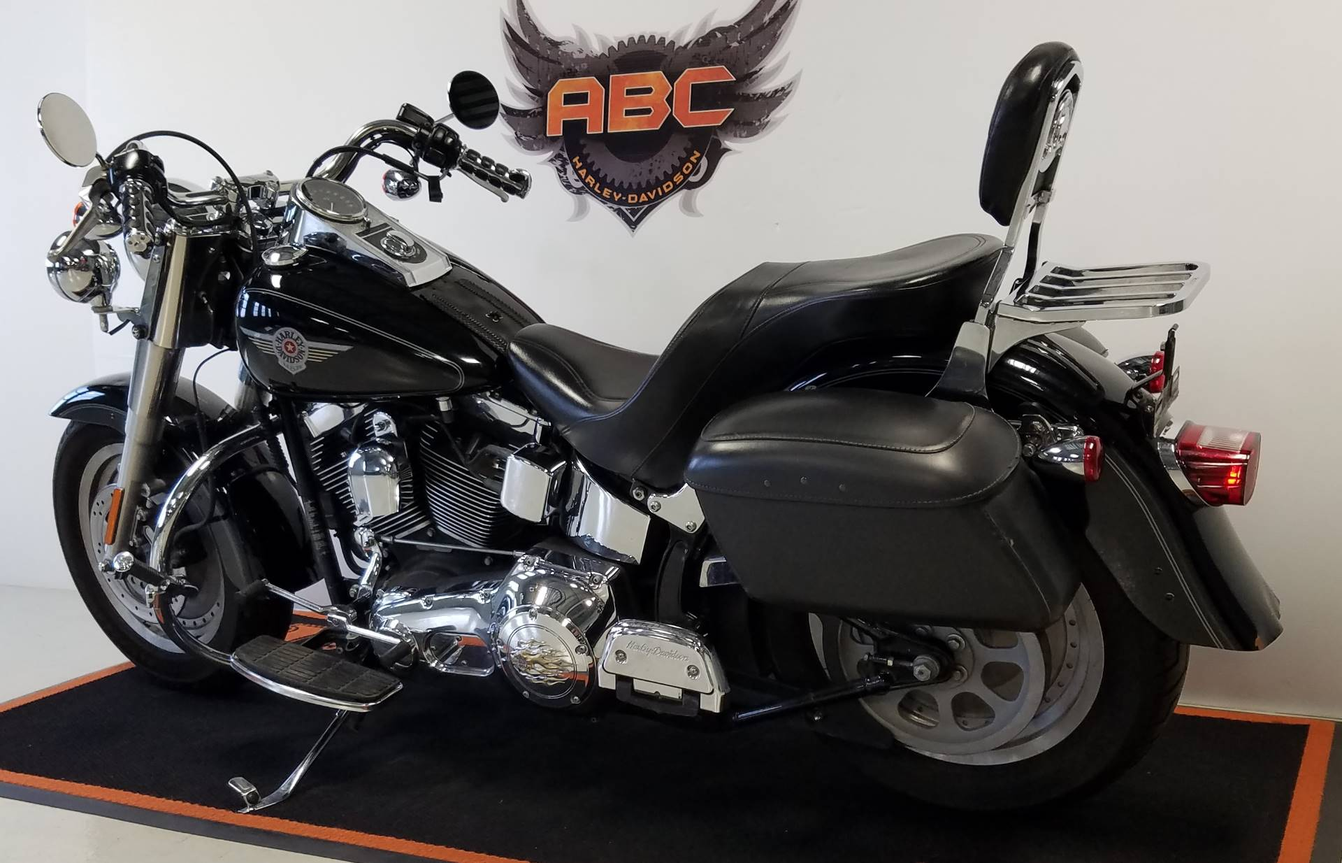 2004 Harley-Davidson FLSTF/FLSTFI Fat Boy® in Waterford, Michigan