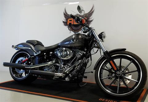 2015 Harley-Davidson Breakout® in Waterford, Michigan