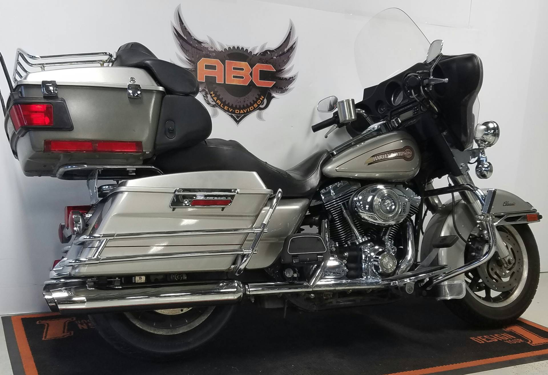 2007 Harley-Davidson Electra Glide® Classic in Waterford, Michigan