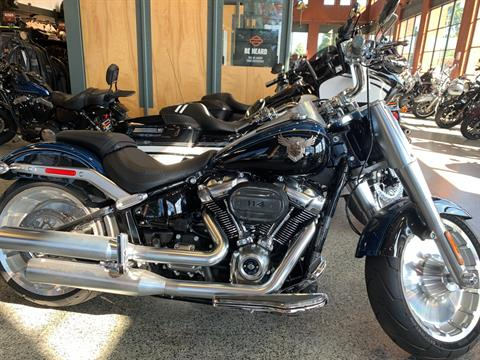 2018 Harley-Davidson FLFBSANIV in Waterford, Michigan - Photo 1