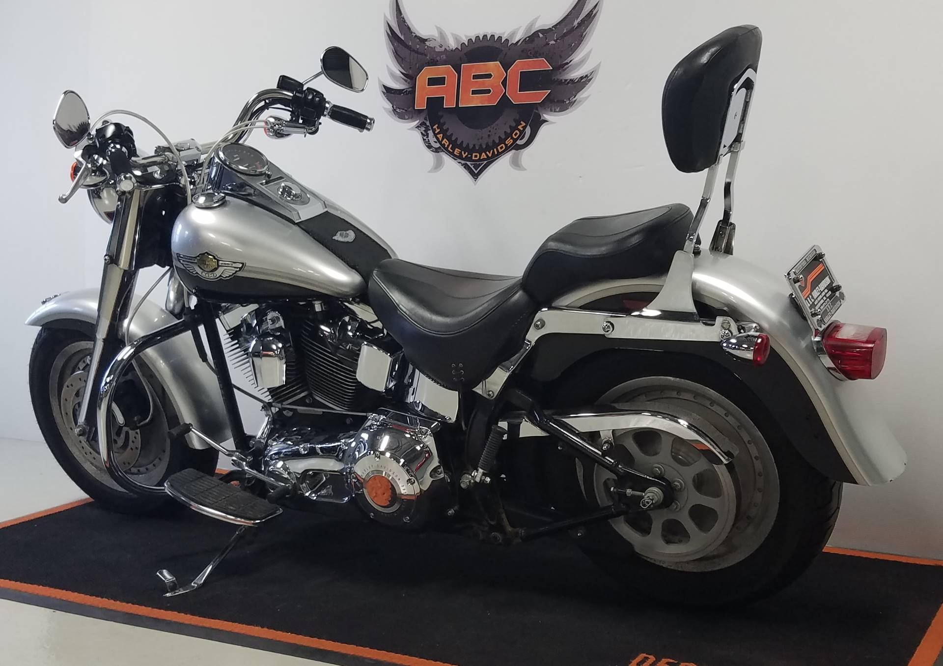2003 Harley-Davidson FLSTF/FLSTFI Fat Boy® in Waterford, Michigan