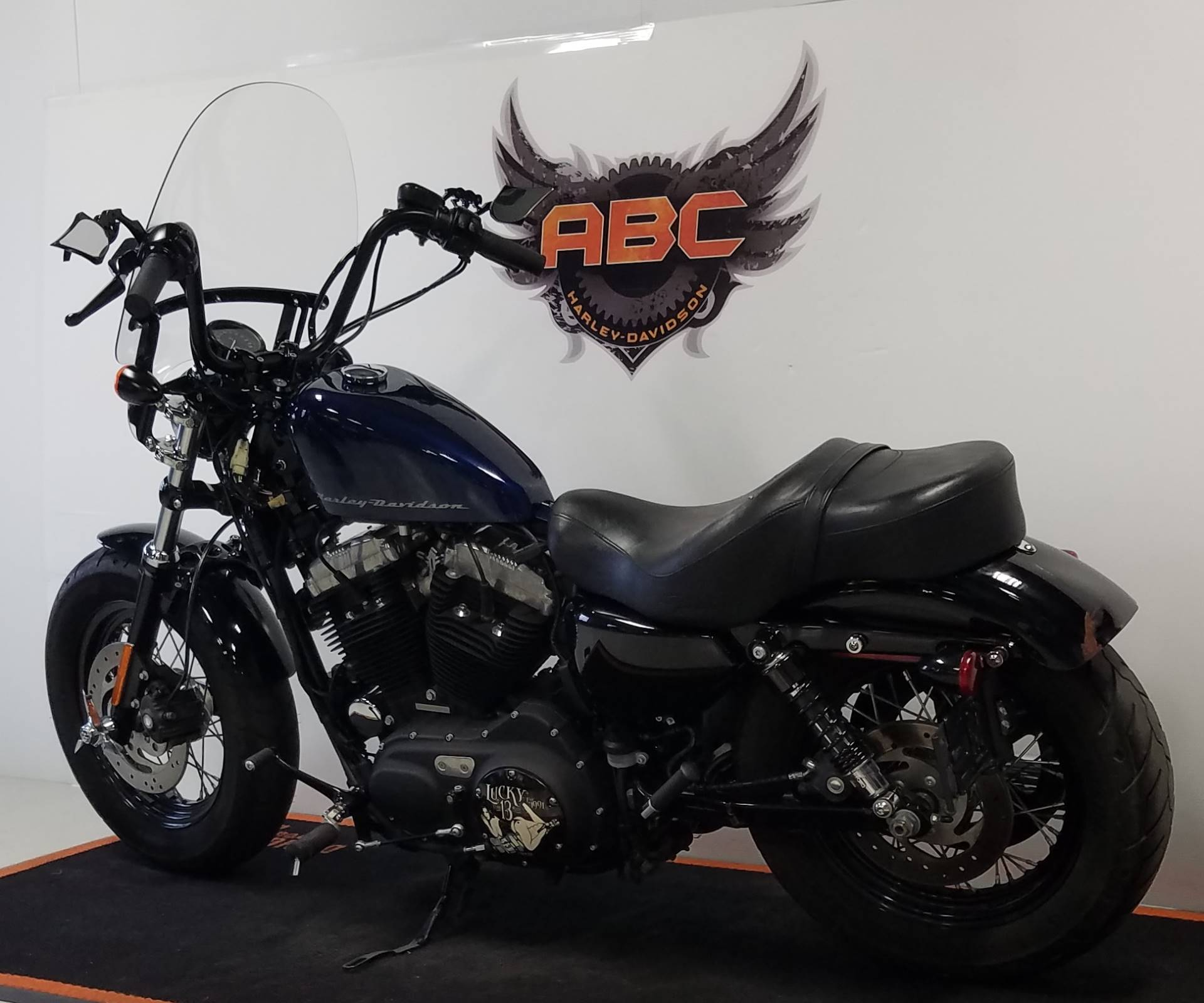 2012 Harley-Davidson Sportster® Forty-Eight® in Waterford, Michigan