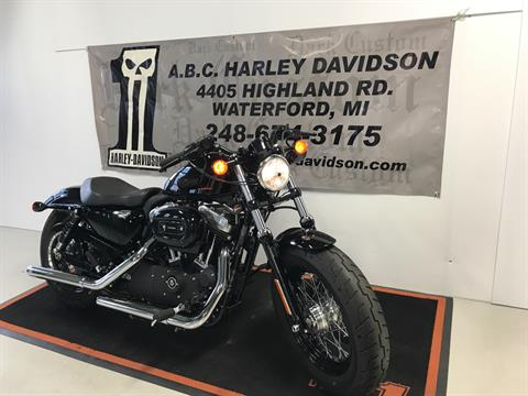 2013 Harley-Davidson Forty-Eight® in Waterford, Michigan