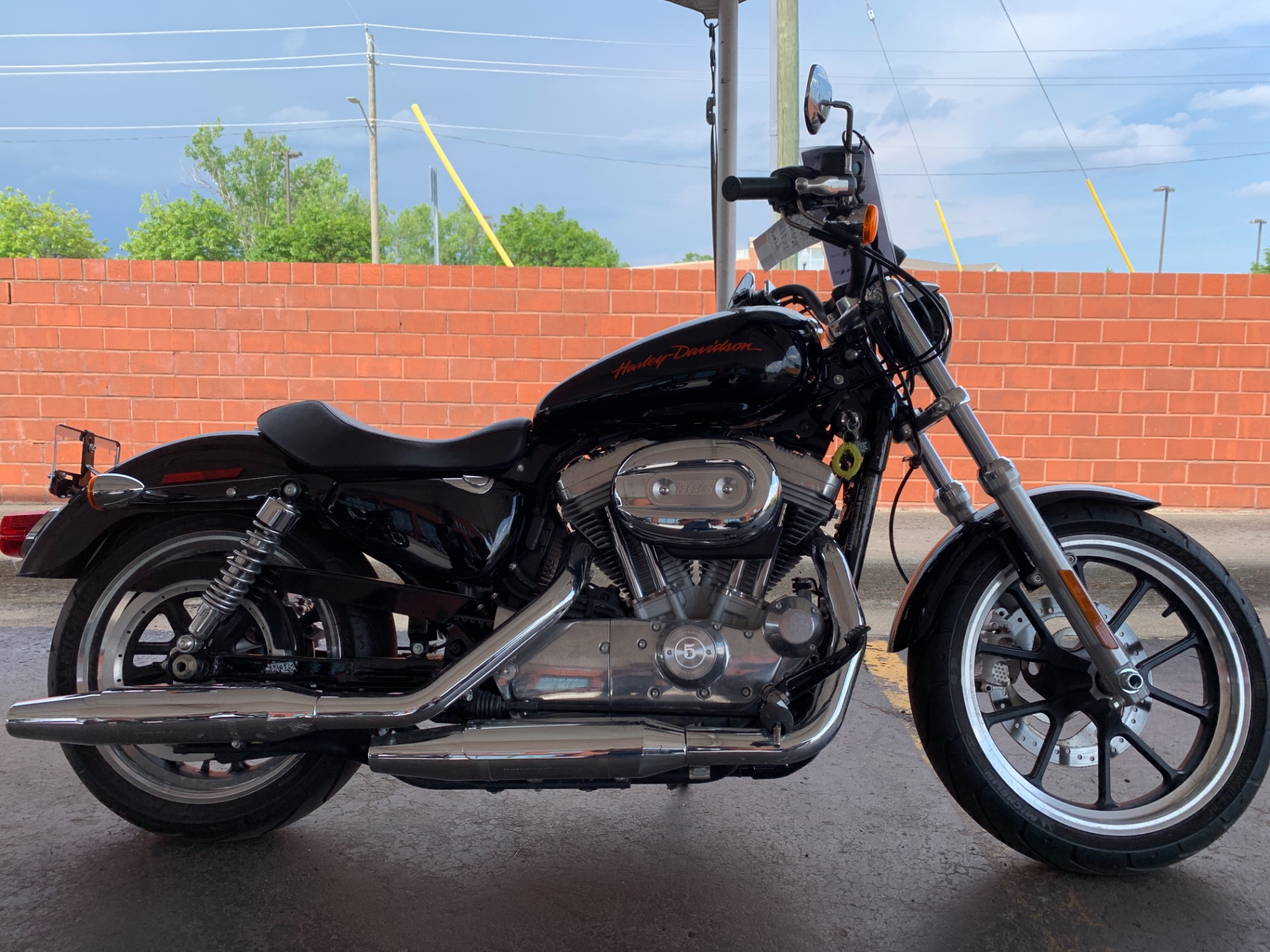 2014 Harley-Davidson XL883L in Waterford, Michigan - Photo 1