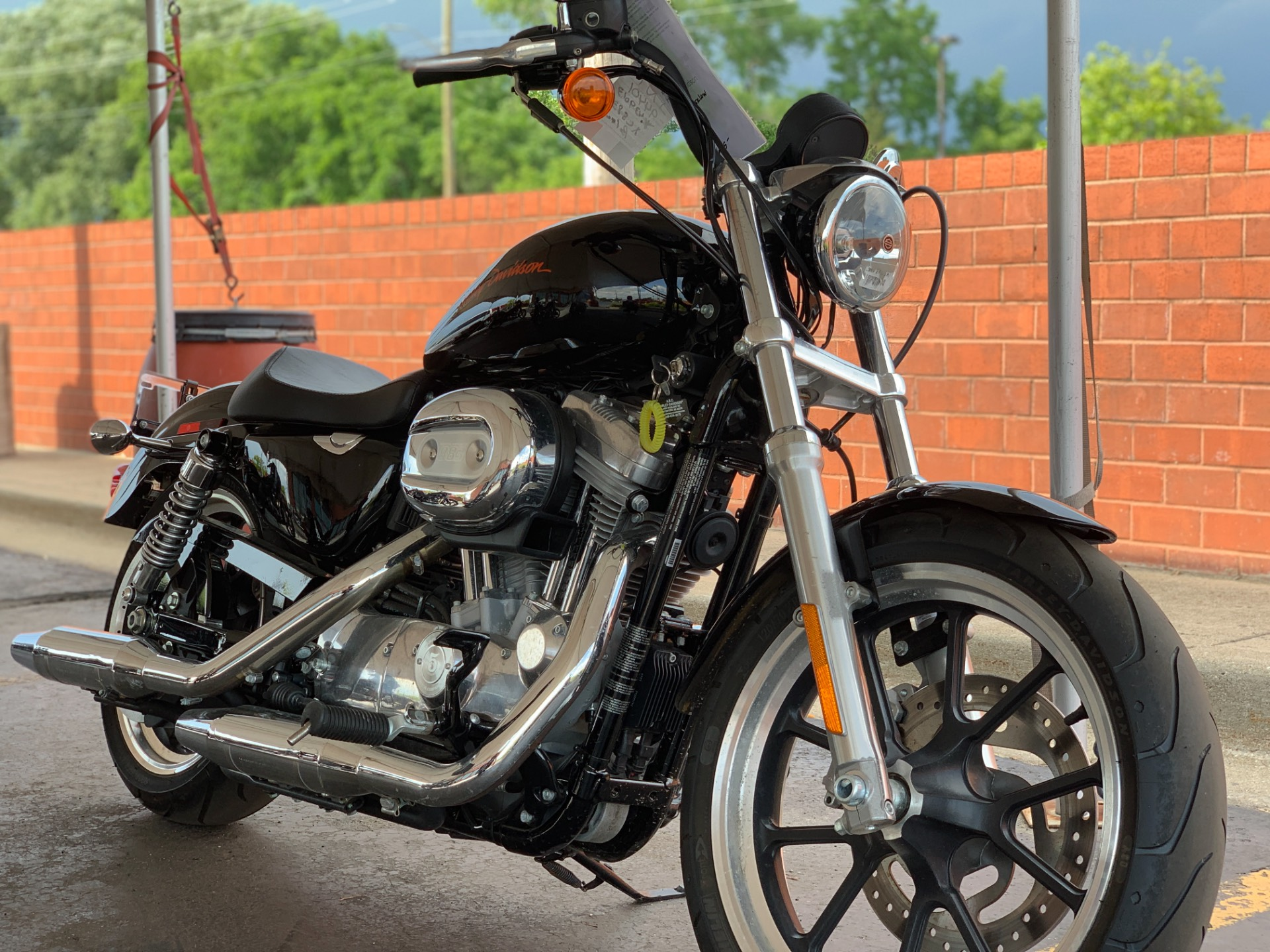 2014 Harley-Davidson XL883L in Waterford, Michigan - Photo 2