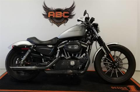2009 Harley-Davidson Sportster® Iron 883™ in Waterford, Michigan