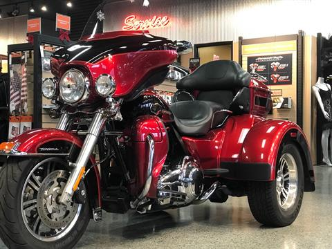 2012 Harley-Davidson Tri Glide in Waterford, Michigan