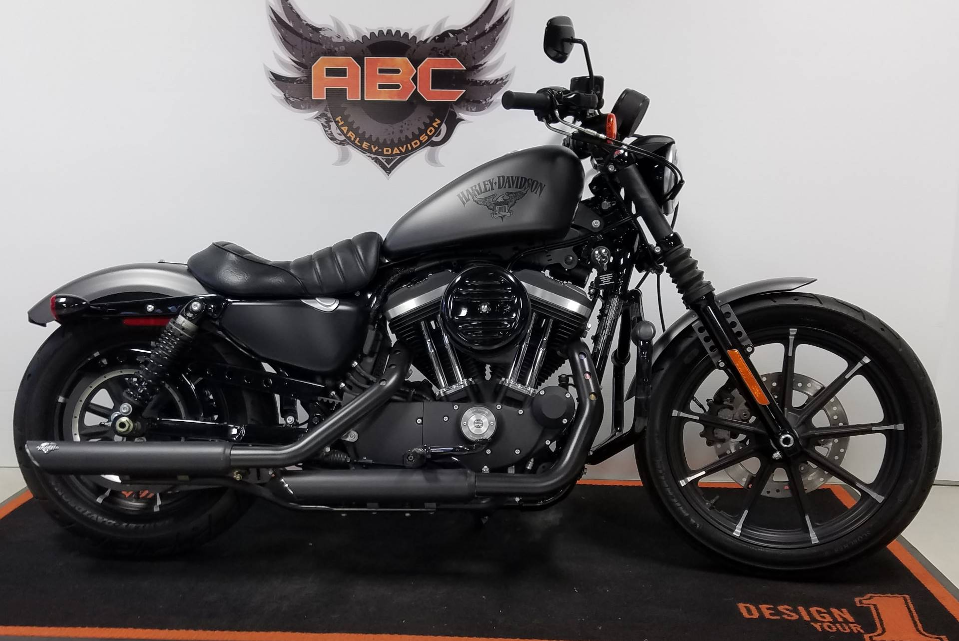 2016 Harley Davidson Iron 883TM In Waterford Michigan