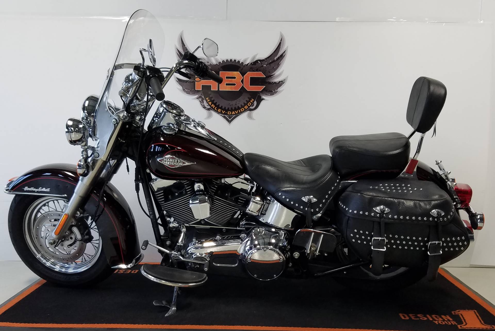 2011 Harley-Davidson Heritage Softail® Classic in Waterford, Michigan