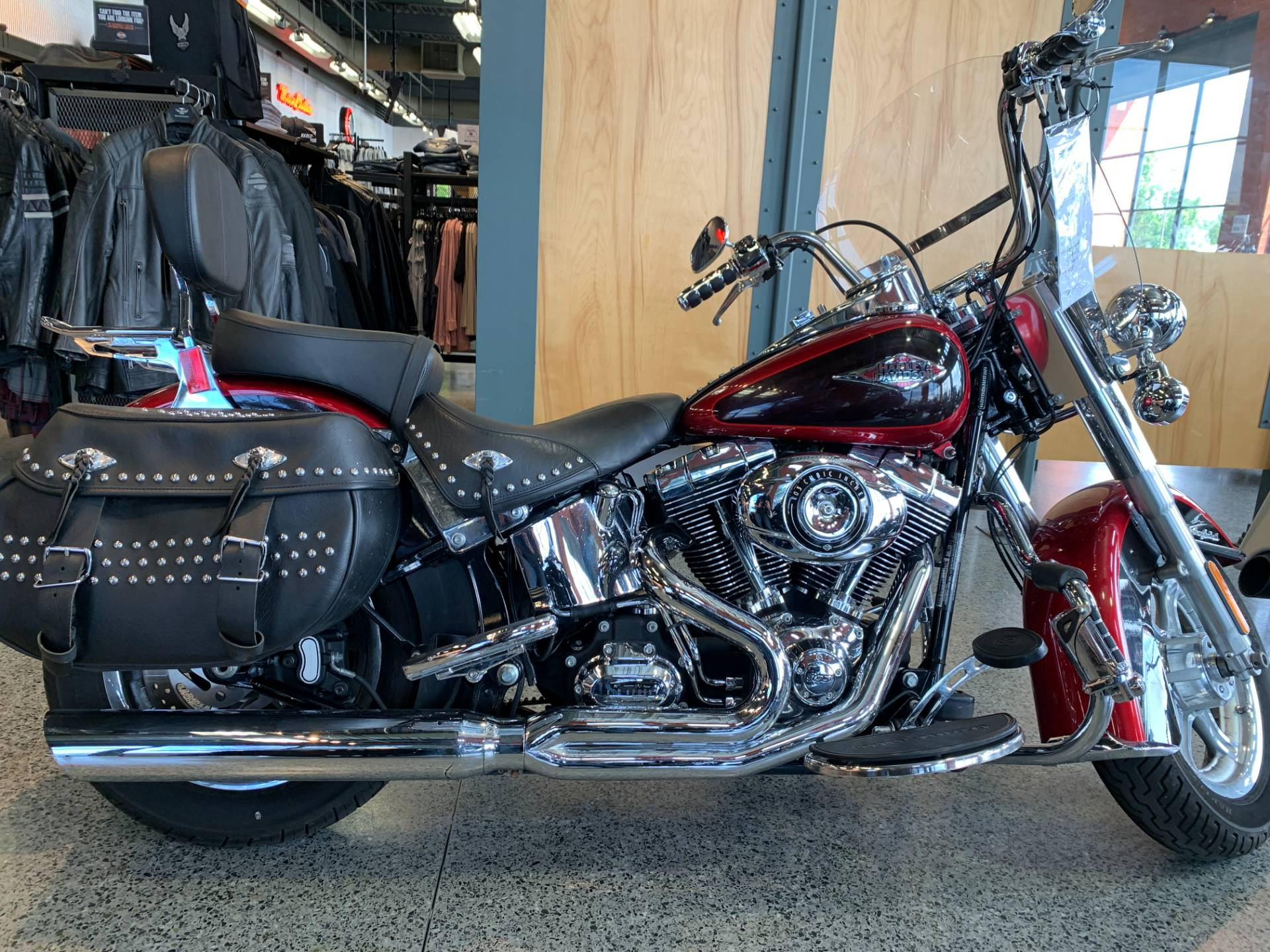 2012 Harley-Davidson FLSTC103 in Waterford, Michigan - Photo 1