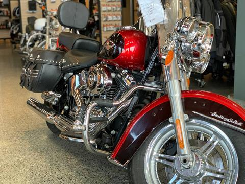2012 Harley-Davidson FLSTC103 in Waterford, Michigan - Photo 2