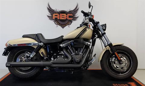 2015 Harley-Davidson Fat Bob® in Waterford, Michigan