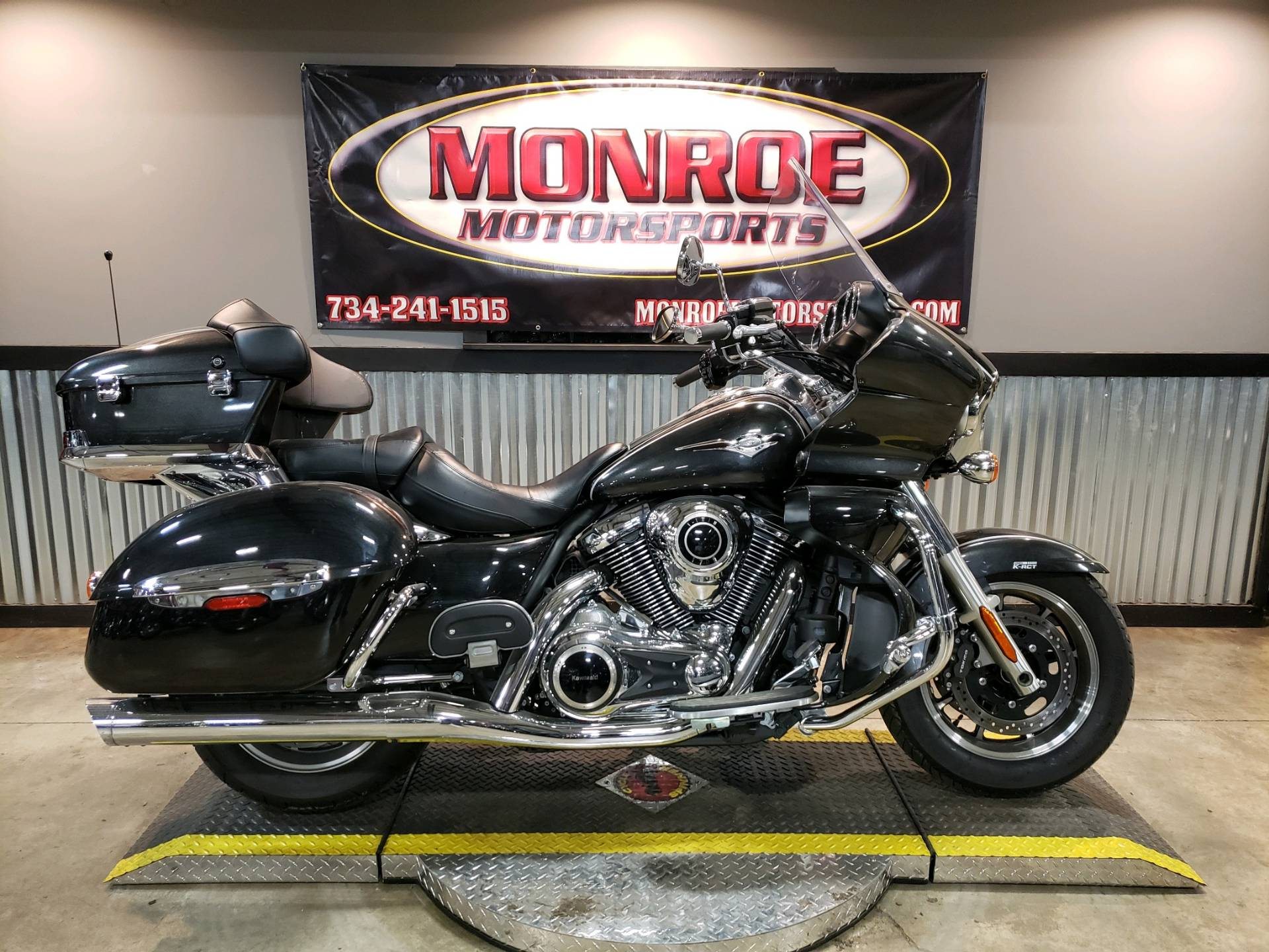2015 Vulcan 1700 Voyager ABS