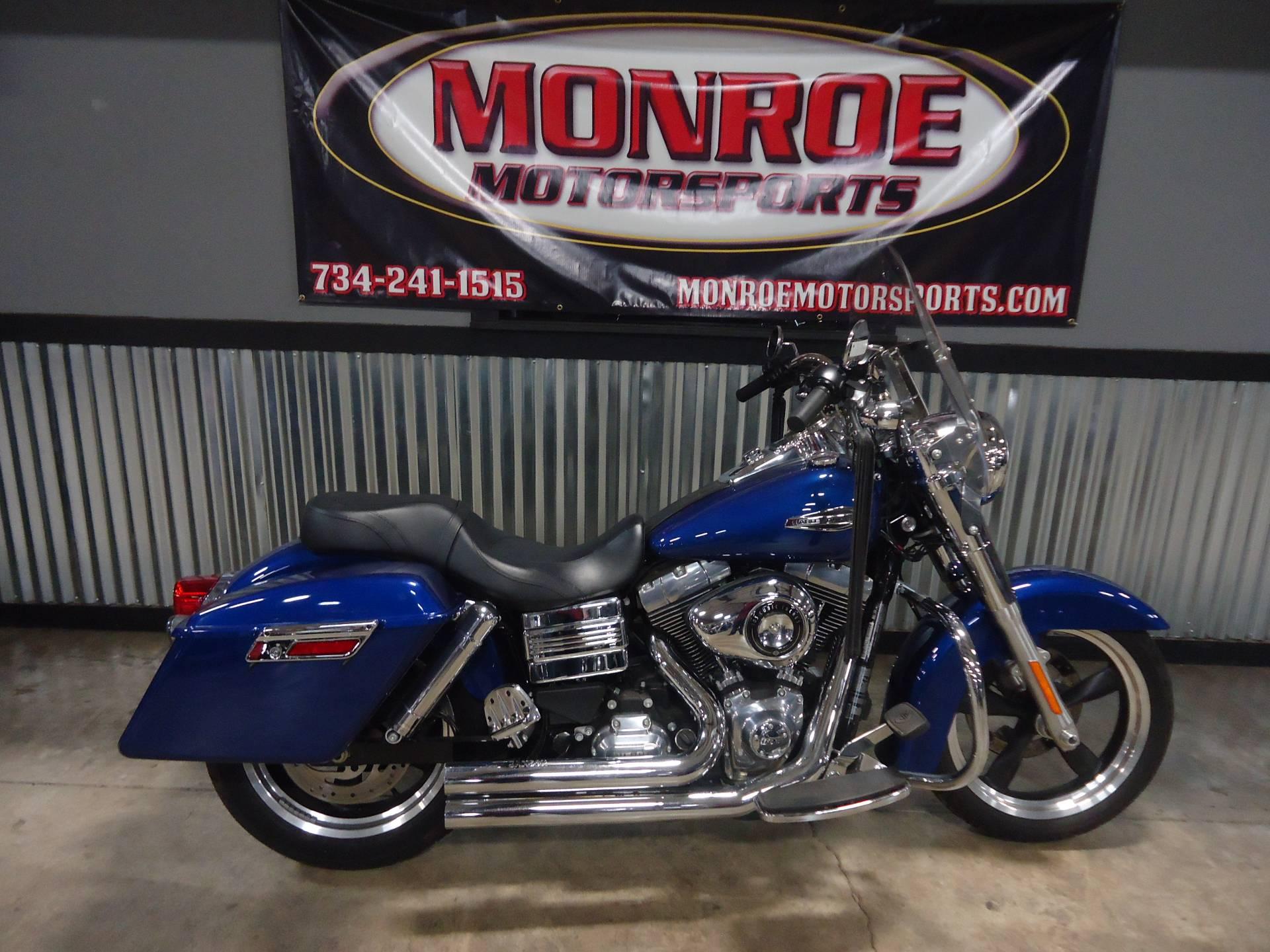 2015 Harley-Davidson Switchback™ Motorcycles Monroe Michigan HD317548