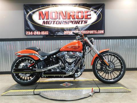 2017 Harley-Davidson Breakout® in Monroe, Michigan