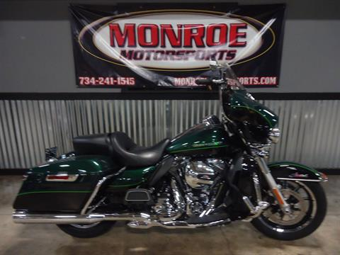 2015 Harley-Davidson Ultra Limited Low in Monroe, Michigan