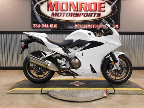 2014 Honda Interceptor® in Monroe, Michigan