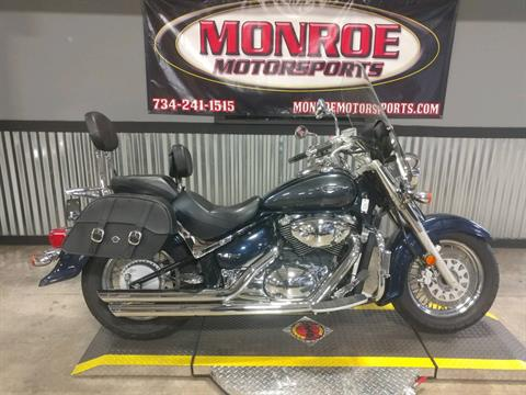 2006 Suzuki Boulevard C50 in Monroe, Michigan