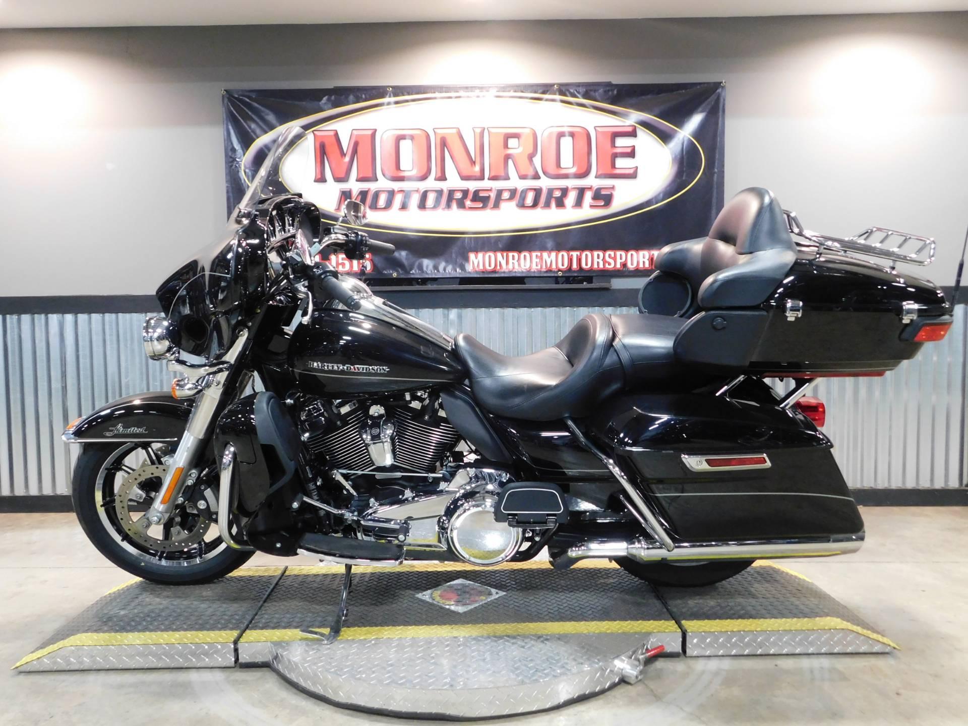 2017 Harley Davidson Ultra Limited In Monroe Michigan