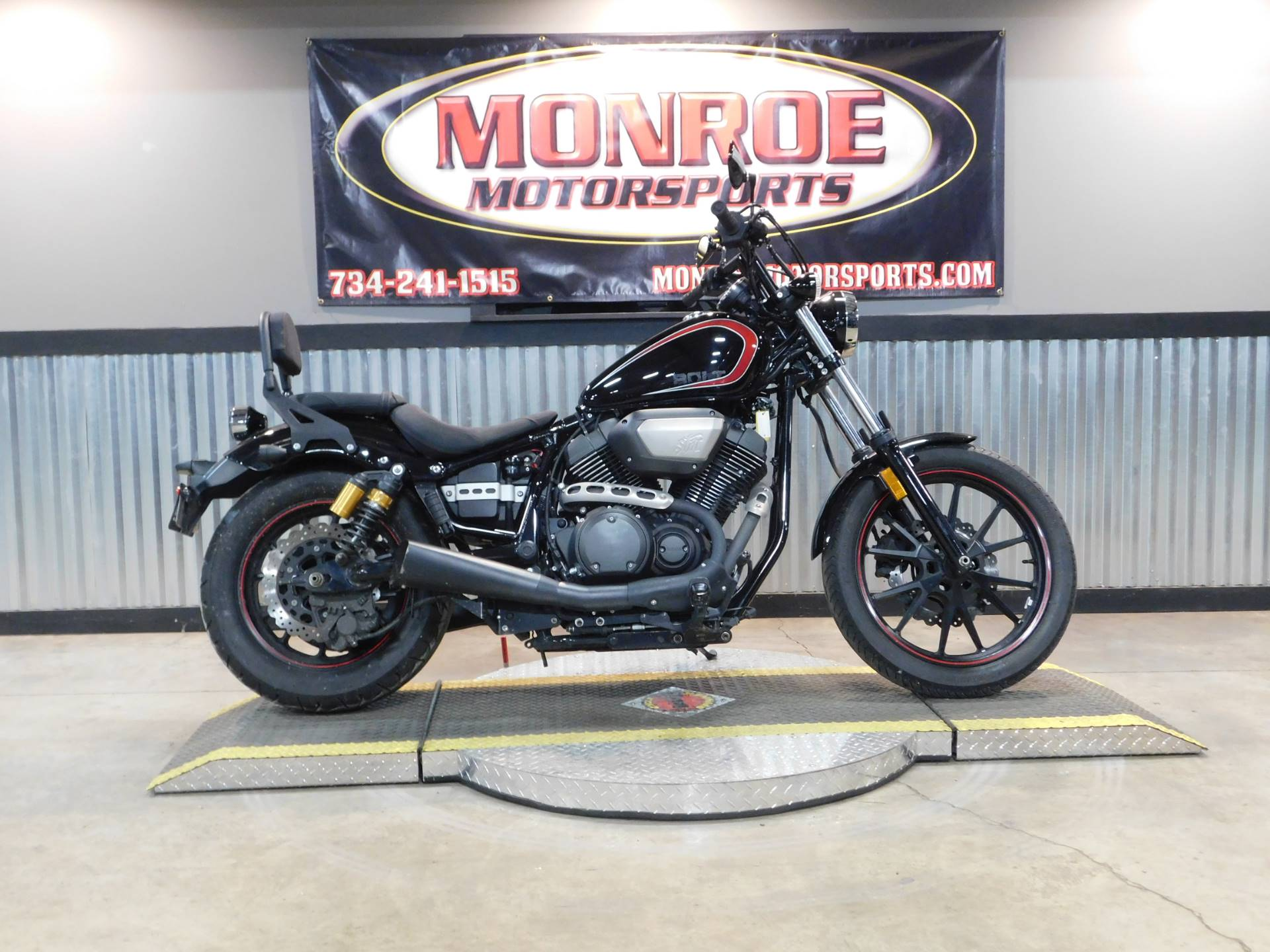 2015 Yamaha Bolt R-Spec in Monroe, Michigan - Photo 1