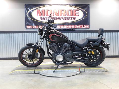 2015 Yamaha Bolt R-Spec in Monroe, Michigan - Photo 2