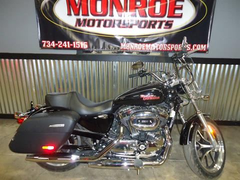 2016 Harley-Davidson SuperLow® 1200T in Monroe, Michigan