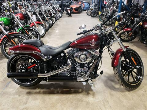 2015 Harley-Davidson Breakout® in Monroe, Michigan