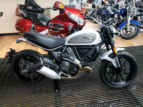 2018 Ducati Scrambler Mach 2.0 in Monroe, Michigan