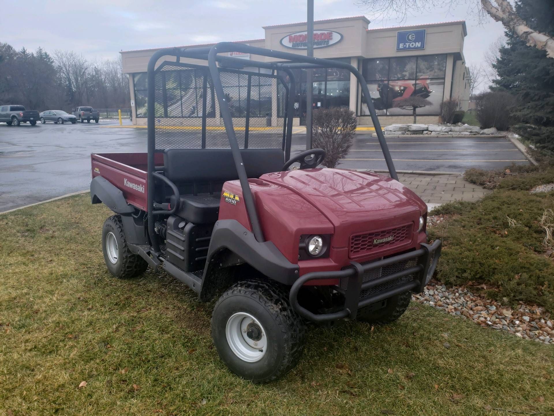 2013 Kawasaki Mule™ 4010 4x4 in Monroe, Michigan - Photo 1