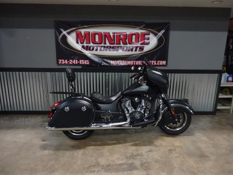 2017 Indian Chieftain Dark Horse® in Monroe, Michigan