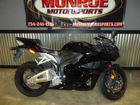 2011 Honda CBR®600RR in Monroe, Michigan