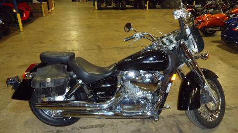 2009 Honda Shadow Aero® in Monroe, Michigan