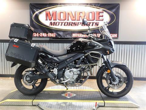 2012 Suzuki V-Strom 650 ABS Adventure in Monroe, Michigan