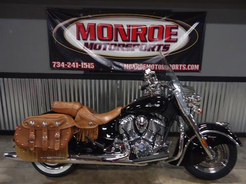 2017 Indian Chief® Vintage in Monroe, Michigan