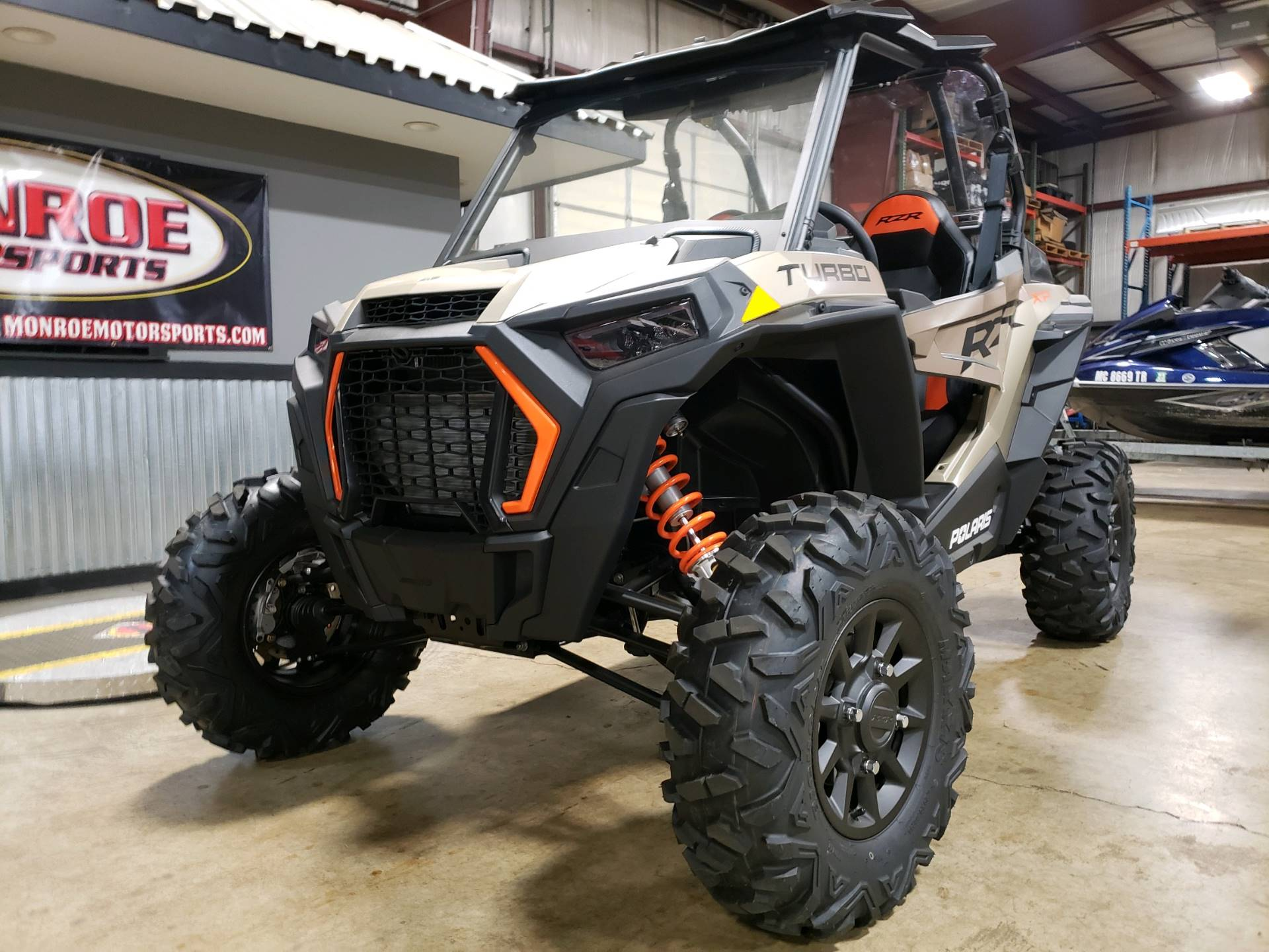 2021 Polaris RZR XP Turbo in Monroe, Michigan - Photo 2