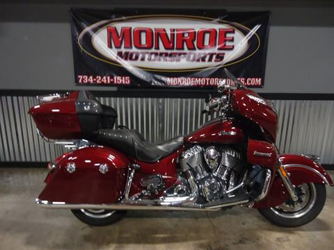2017 Indian Roadmaster® in Monroe, Michigan