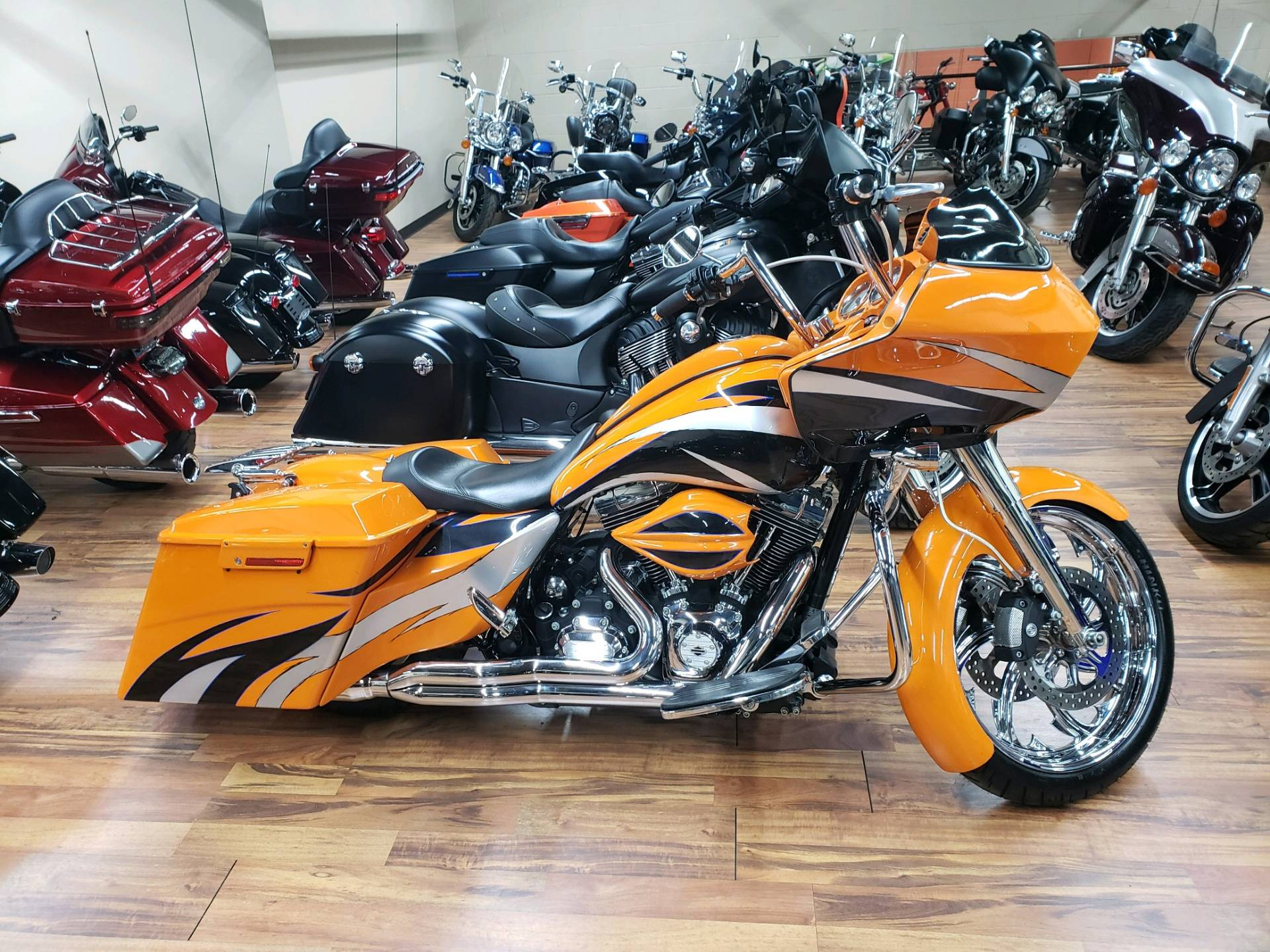 2013 Harley-Davidson Road Glide® Custom in Monroe, Michigan