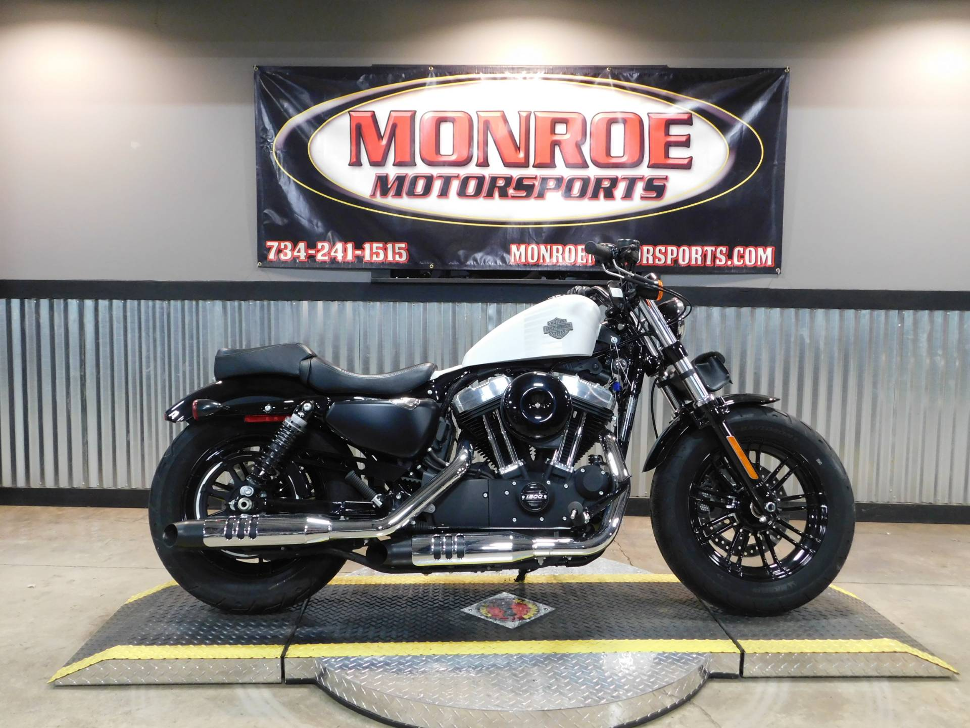 2017 Harley-Davidson Forty-Eight® in Monroe, Michigan - Photo 1
