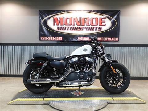 2017 Harley-Davidson Forty-Eight in Monroe, Michigan