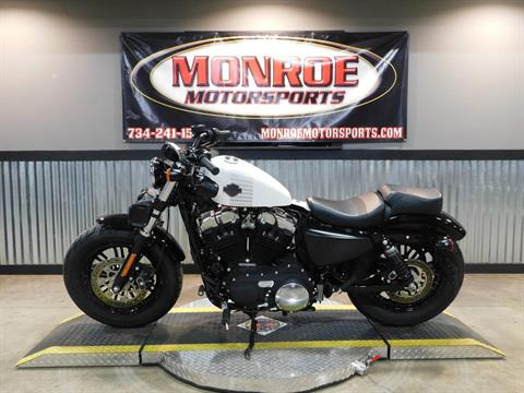 2017 Harley-Davidson Forty-Eight® in Monroe, Michigan - Photo 2