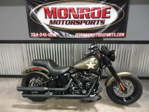 2016 Harley-Davidson Softail Slim® S in Monroe, Michigan