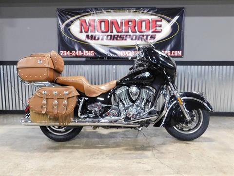 2017 Indian Roadmaster® Classic in Monroe, Michigan