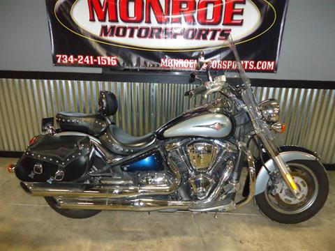 2008 Kawasaki Vulcan® 2000 Classic LT in Monroe, Michigan