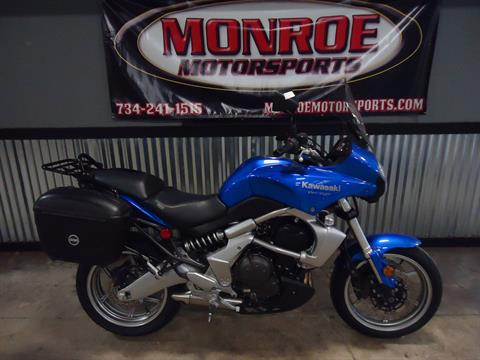 2009 Kawasaki Versys™ in Monroe, Michigan