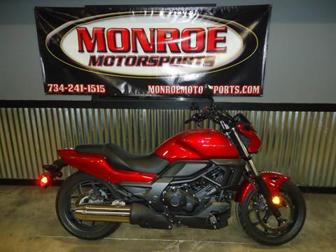 2014 Honda CTX®700N in Monroe, Michigan
