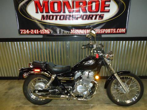 2013 Honda Rebel® in Monroe, Michigan
