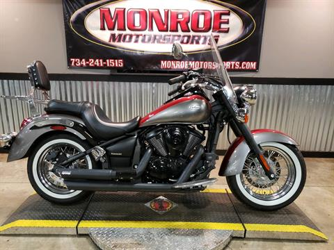 2016 Kawasaki Vulcan 900 Classic in Monroe, Michigan