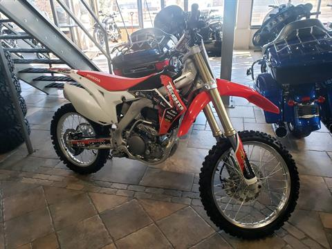 2017 Honda CRF250R in Monroe, Michigan
