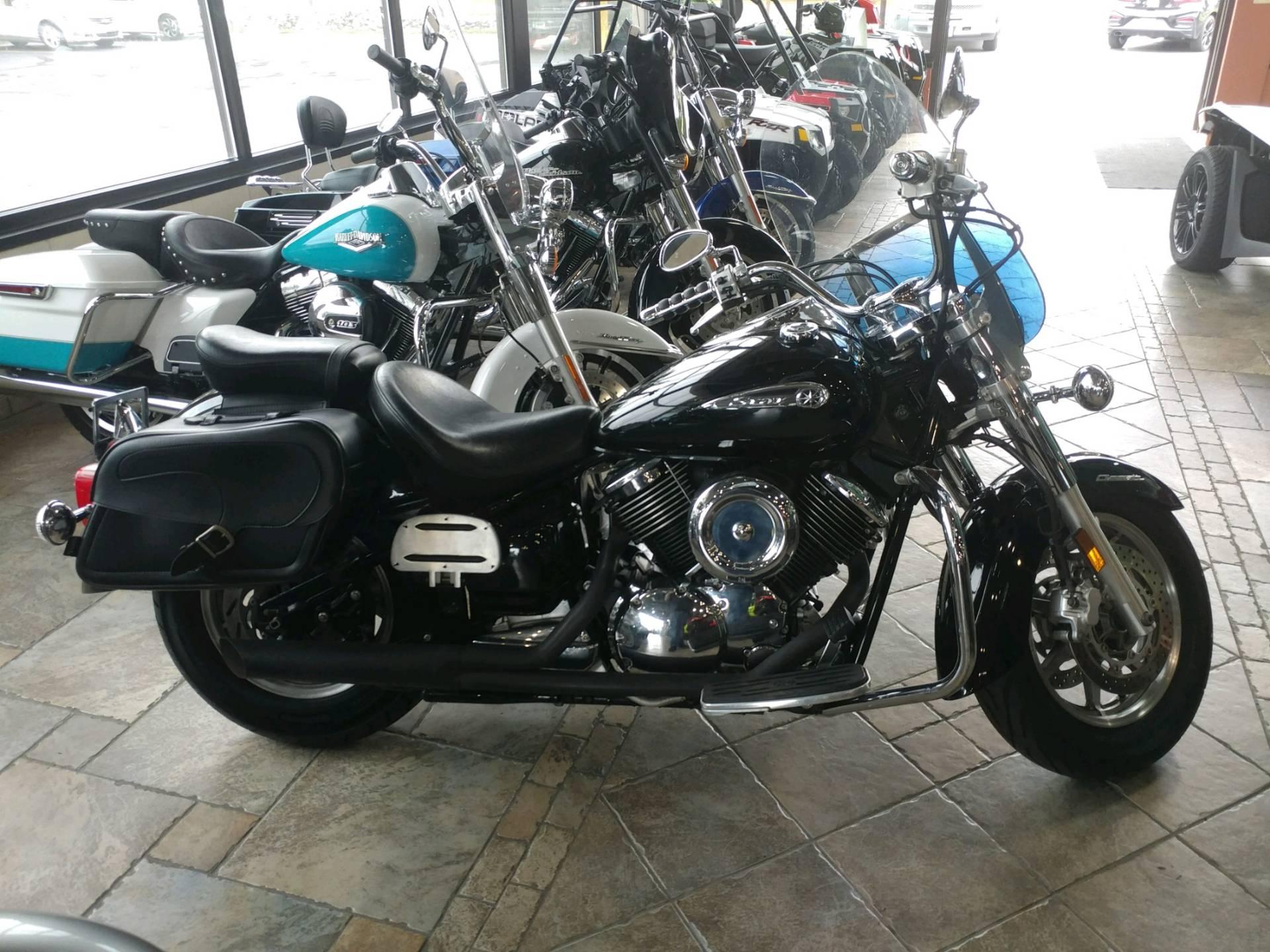 2008 Yamaha V Star® 1100 Classic Motorcycles Monroe Michigan YM111861